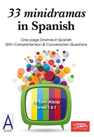 Amazon.com : Spanish Mini Stories First Year Readers Set of 2 ...