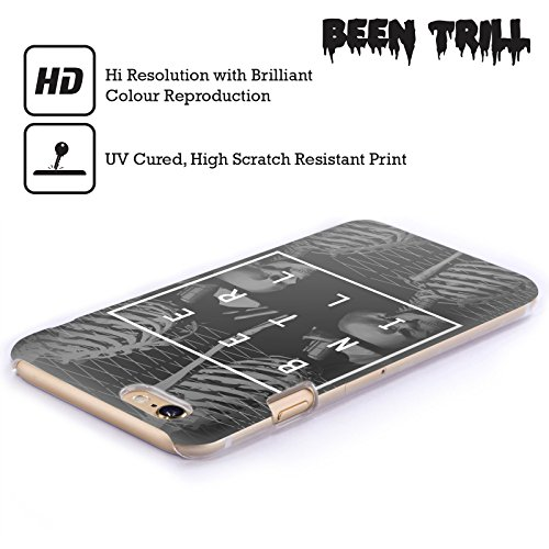 Official Been Trill Human Skeleton 2 3D Scans Hard Back Case for Apple iPhone 4 / 4S