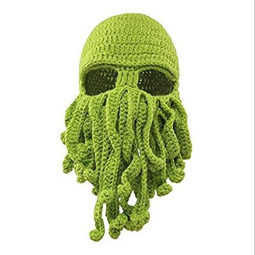 Hat Crochet - Funny Tentacle Octopus Hat Crochet