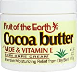 Best Fruit of The Earth cream - Fruit of the Earth Cocoa Butter Cream Jar Review