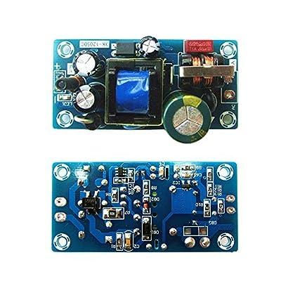 Qianson AC-DC Converter 85-265V 110V 220V to 5V 2A 10W Low Ripple Switching Power Supply Board AC Power Module