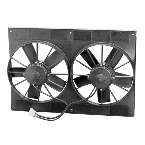 Amazon Com Spal 30102052 11 Dual Paddle Blade High Performance Fan