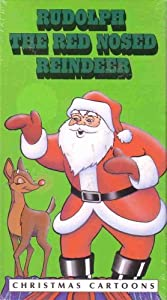 Rudolph The Red Nosed Reindeer Christmas Cartoons Vhs from Diamond Entertainment