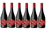 Rialto Vino Tinto Dulce Espana (6 x 0.75l)