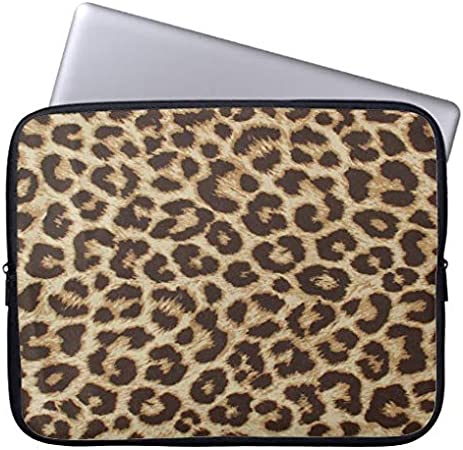 Laptop Sleeve Cheetah by Lidiebug on Laptop Sleeve