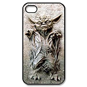 Star wars Master Yoda in carbonite Custom Case Cover Custom iPhone for iPhone 5 5s protective Durable case by Maris's Diary