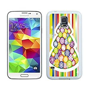 Diy Merry Christmas White Samsung Galaxy S5 Case 82