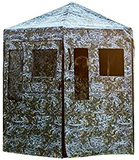 Amazon com : Terrain The Archer 5 Sided Bow Hunting Blind