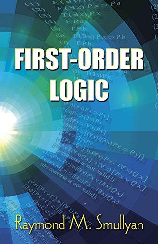 First Order Logic Pdf