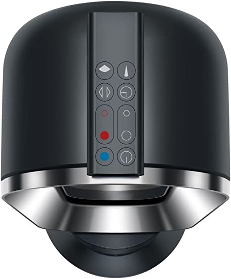 Dyson AM09 Calentador de ventilador Negro, Níquel 2000 W ...