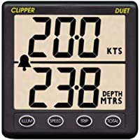 Clipper Duet Instrument Depth Speed Log with Transducers CL-DS
