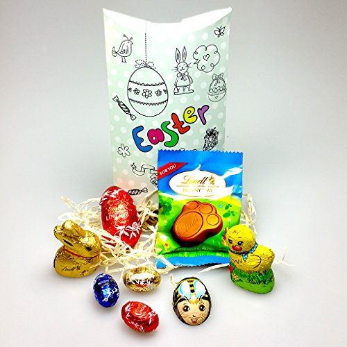 Lindt Easter Treat Pouch 2015 By Moreton Gifts