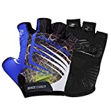 BASE CAMP Cycling Gloves Mountain Biking Gloves Road Racing Gloves Half Finger Riding Gloves Men/Women Sports Gloves - BC-203