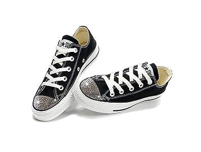 Converse Swarovski Shoes - Swarovski Xirius-Rose Cut Rhinestone Crystals  (5 64ca5fbc94f6