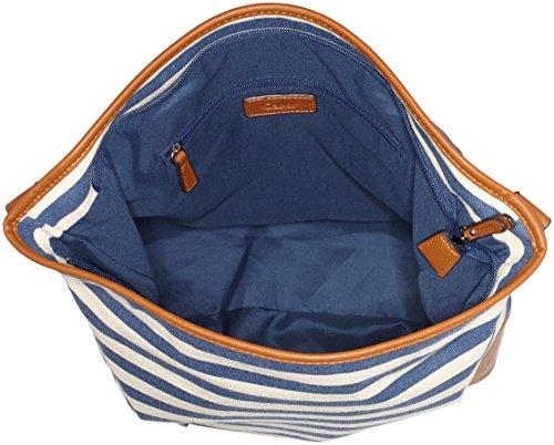 Gabor Como, Borsa a spalla Donna, blu (blu), 36x12.5x38 cm (B x H x T)