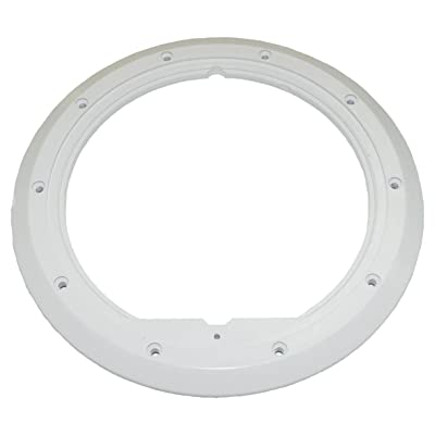 Hayward SPX0507A1 Niche Face Plate for Underwater Lights, White: Garden & Outdoor