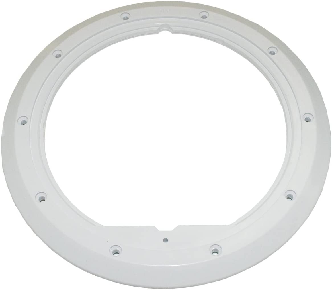 Hayward SPX0507A1 Niche Face Plate for Underwater Lights, White