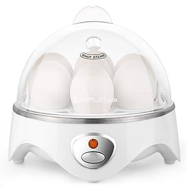 SIMPLETASTE Egg Cooker, 7 Capacity