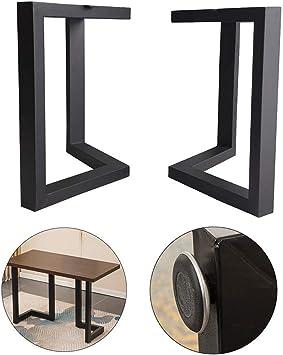 ACZZ Patas de muebles Patas de mesa, soporte de mesa de comedor ...