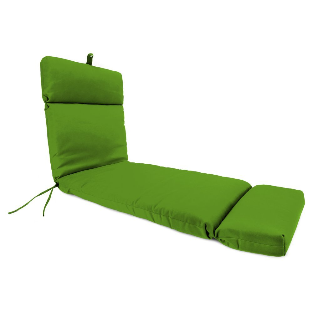Jordan Manufacturing 72 x 22 in. Outdoor Chaise Lounge Cushion by Unknown