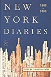 Image of New York Diaries: 1609 to 2009 (Modern Library)