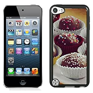 New Beautiful Custom Designed Cover Case For iPod 5 With Sweet Cakes Phone Case