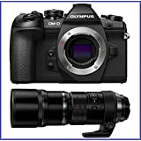 Olympus E-M1 Mark II Bundle (With ED 300mm f/4 IS PRO Lens)