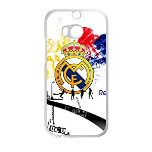 Real Madrid Phone Case for HTC M8