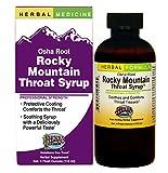 Herbs Etc, Rocky Mountain Throat Syrup, 4 Ounces