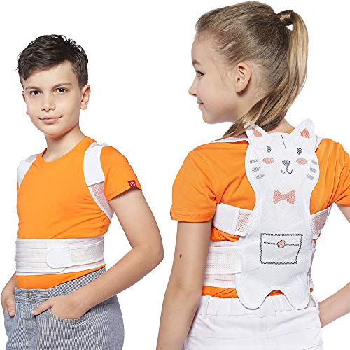 Lemon tree Premium Posture Corrector for Kids B...