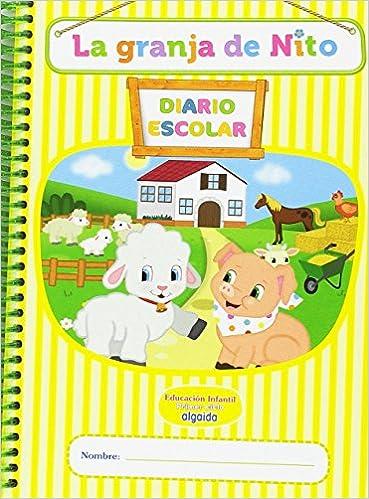 Libro-Agenda/Diario de Clase. La granja de Nito. 1º Ciclo ...