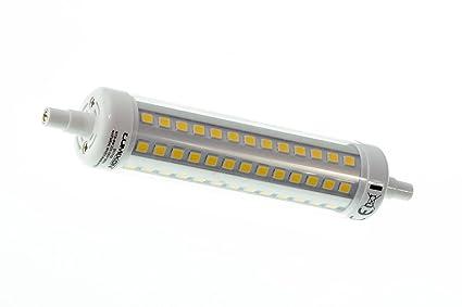 LUMIXON LED R7S 118mm 840 Lumen - 4000K Neutralweiß - 360° Leucht Winkel - Acryl Gehäuse IP44 - Flimmerfrei
