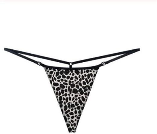 ZRDY Algodón De Las Mujeres Tanga Tanga del Bikini Delgada De La Pretina De La Correa De Las Mujeres Sin Fisuras (Color : Stone, Size : 1pc): Amazon.es: Hogar