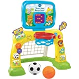 Bright Colors and Cute Design Electronic Smart Shots Sports Center, 50+ Songs, Multicolor
