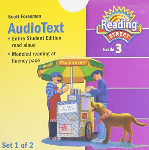 READING 2008 AUDIOTEXT CD PACKAGE GRADE 3