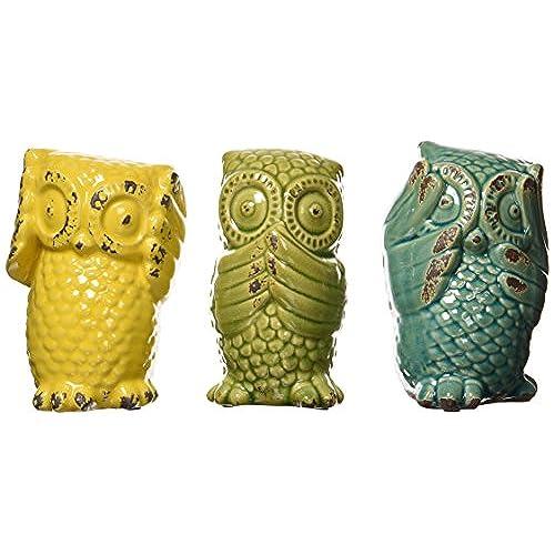 Owl Home Decor: Amazon.com