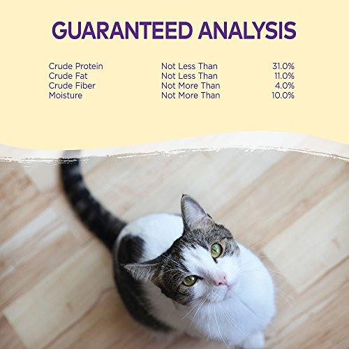 Wellness Kittles Natural Grain Free Cat Treats, Salmon & Cranberries, 2-Ounce Bag by Wellness Natural Pet Food (Image #7)