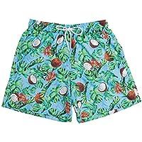 Short Bermuda Estampado Liso Com Bolso Mash Moda Praia Com Elástico Verão