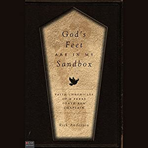God's Feet Are in My Sandbox Audiobook