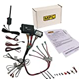 2 Way Remote Start & Keyless Entry Kit Fits Select Chevrolet Vehicles [2002-2008] - Prewired To Simplify Install!