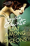 Cat Among the Pigeons by Agatha Christie front cover