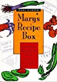 img - for Mary's Recipe Box by Mary Gubser (1996-06-01) book / textbook / text book