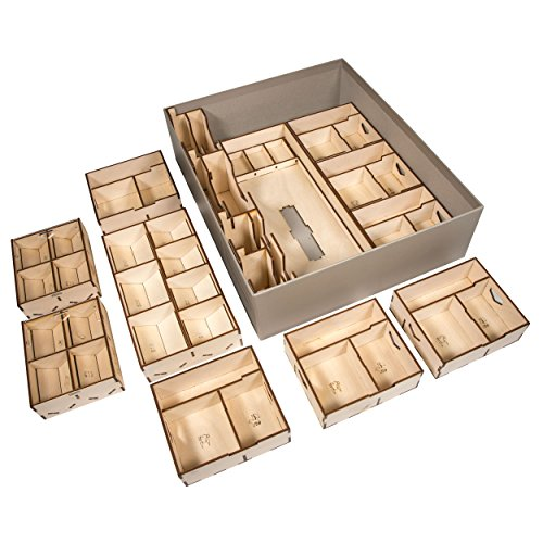 The Broken Token Box Organizer for Scythe by The Broken Token