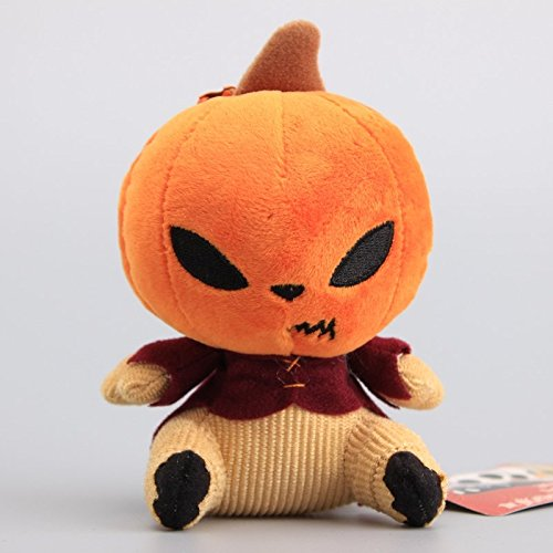 Pumpkin King 5 Inch Toddler Stuffed Plush Kids Toys
