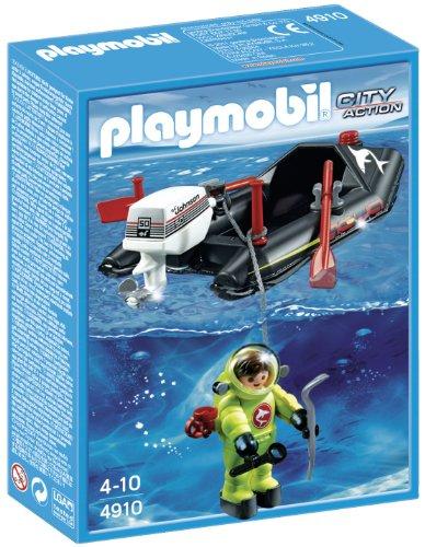 Playmobil Submarine - 4
