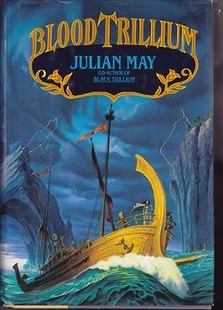 book cover of Blood Trillium