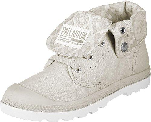 Palladium Damen Baggy Low LP Hohe Sneaker Beige