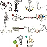 .Level 10 - a set of 14 wire puzzles