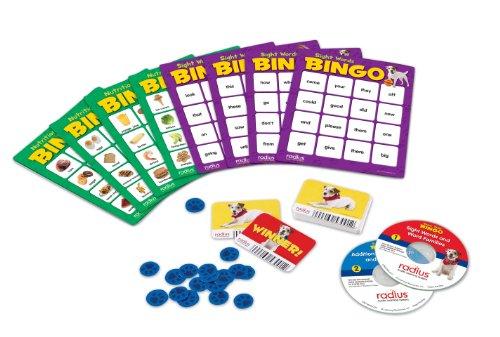 Learning Resources Radius Super Skills Bingo ()