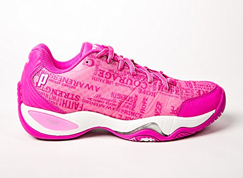 Prince T22 Lite Women's Tennis Shoes (Pink/Pink) (8 B(M) US)